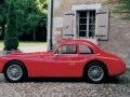 This elegant Motto-bodied Stanguellini 1100 berlinetta is owned by Claude F. Sage.